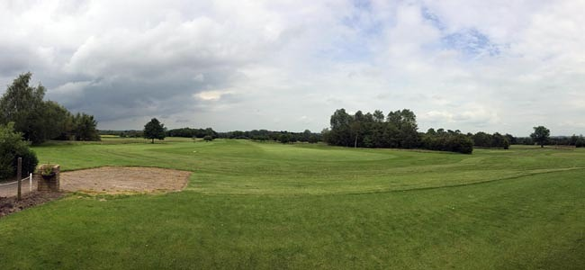 woodham golf club