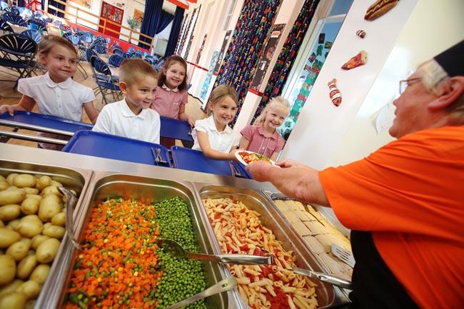 Free school meals 2