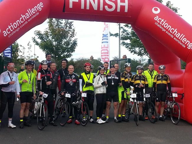 anthony cox charity cycle 4