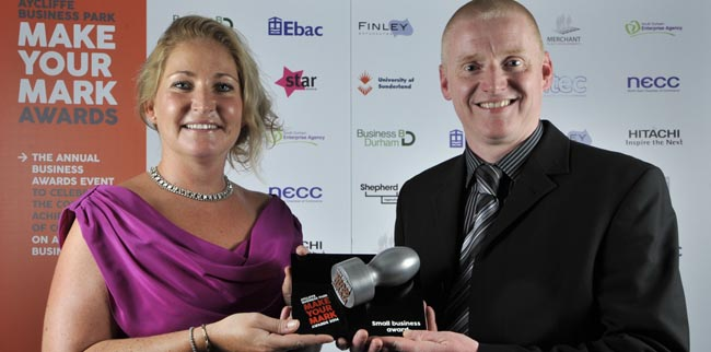 beanies wins small business award
