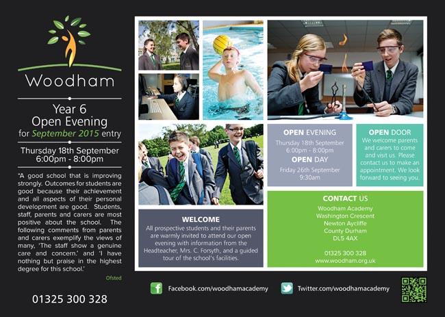 woodham academy Year 6 Open Day 2014