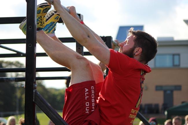 CrossFit at Thorium Throwdown