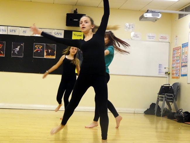 Greenfield Dance Researsal 2014 005