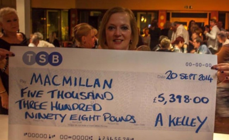 ALLAN KELLEY DAY RAISES £5,600