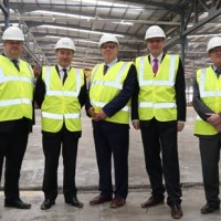 AYCLIFFE FACTORY TO HOUSE HITACHI UK DESIGN OFFICE