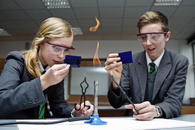 science at woodham academy