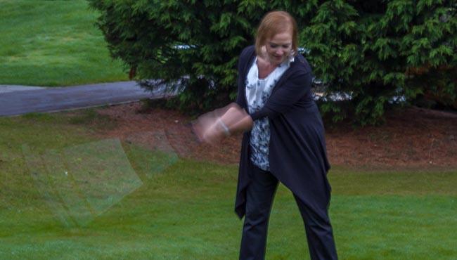 sue kelley golf at allan kelley memorial day