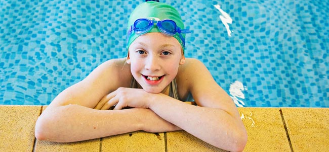 swimming success for woodham academy