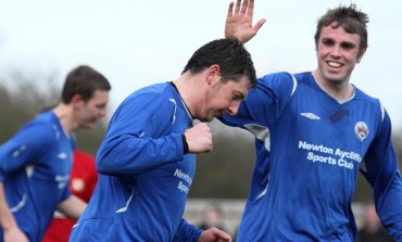 STRIKER BYRNE RE-JOINS HOMETOWN CLUB