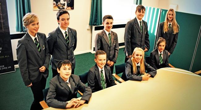 woodham academy school council