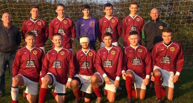 Newton Aycliffe Under 23s team