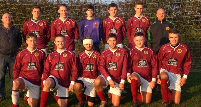 Newton Aycliffe Under 23s team
