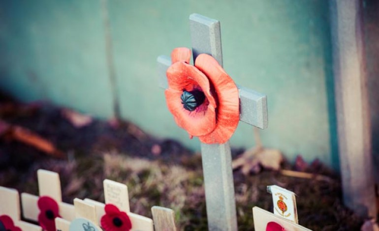REMEMBRANCE DAY IN AYCLIFFE - PART 2