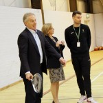 Tony Blair visits Woodham Academy Nov 2014 10