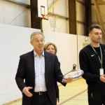 Tony Blair visits Woodham Academy Nov 2014 11