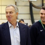 Tony Blair visits Woodham Academy Nov 2014 8
