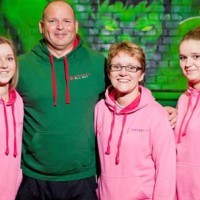 MANDY INSPIRES CHARITY WORKOUT