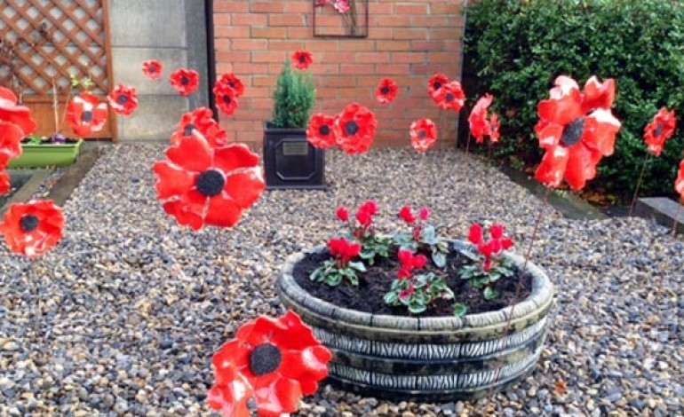 CHILDREN'S HAND-CRAFTED POPPIES DELIGHT CARE HOME