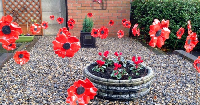 defoe court poppies 1