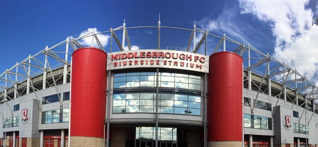 riverside stadium middlesbrough