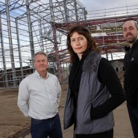 PRESSWORK METALS FACTORY ON THE UP WITH £600K ROCK CLIMBING VENTURE