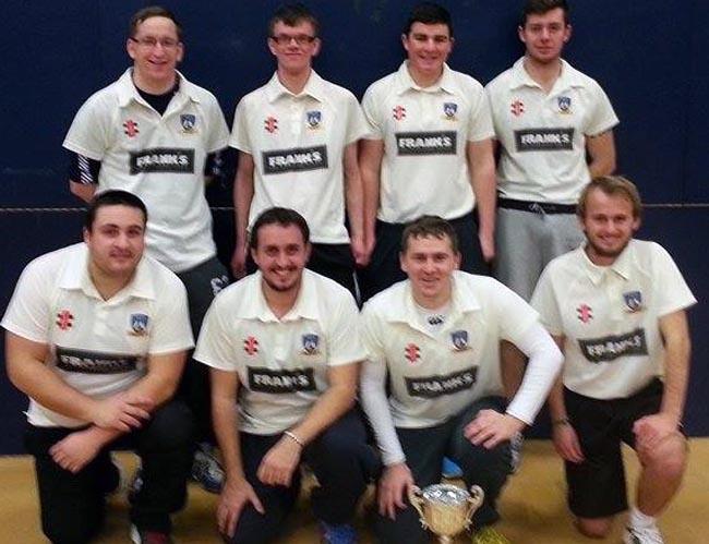 NACC Indoor champs 2014