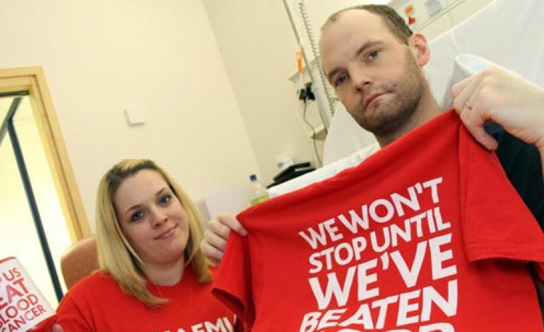LEUKAEMIA RESEARCH APPEAL HITS £1,500 MARK
