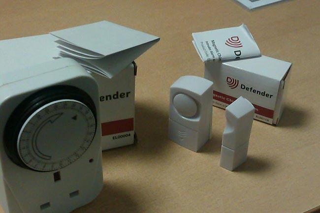 crime prevention equipment