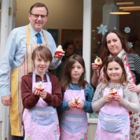 PHIL WILSON SUPPORTS SMALL BUSINESS SATURDAY