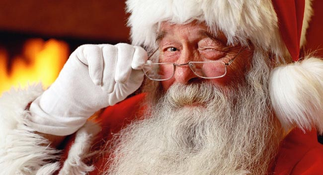Santa Tours – here are the new routes!
