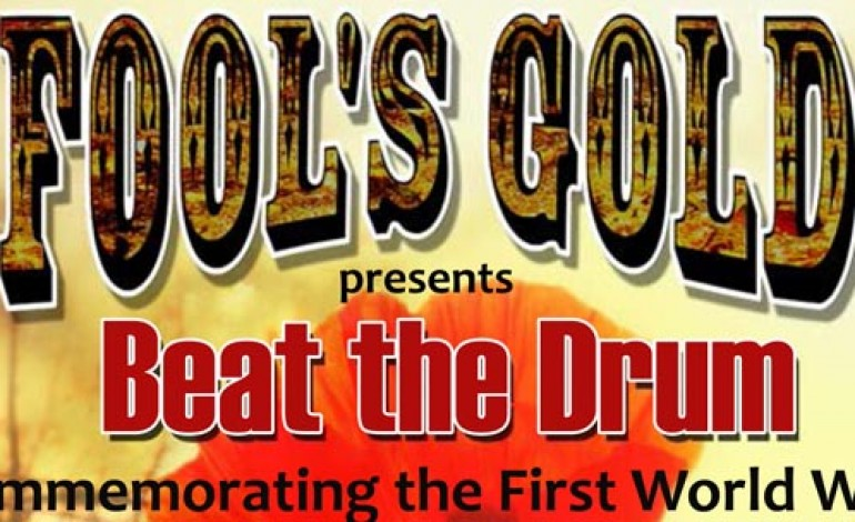 'BEAT THE DRUM' WW1 MUSICAL PRESENTATION