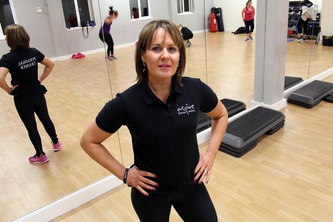 sharon whitehead aspire fitness