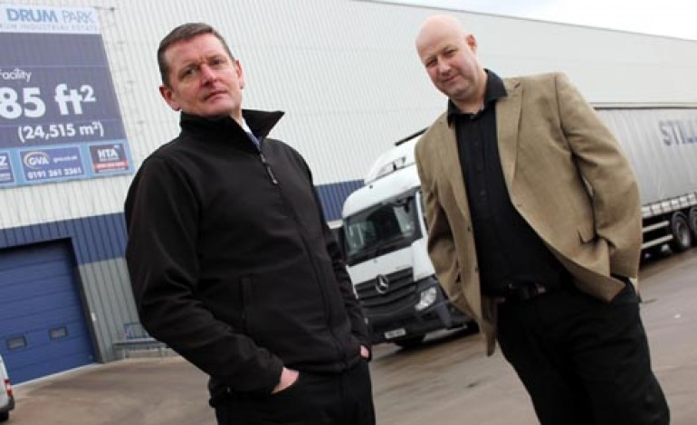 NEW JOBS IN PIPELINE AS STILLER CELEBRATES £15M DEAL
