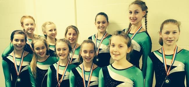 woodham gymnastics