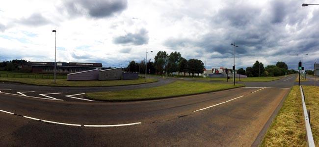 A167 newton aycliffe