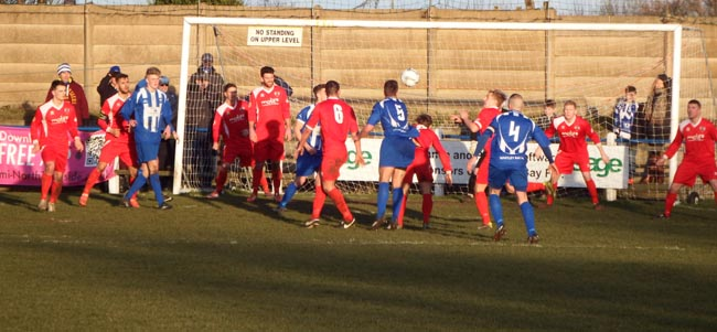 Aycliffe v Whitley Bay