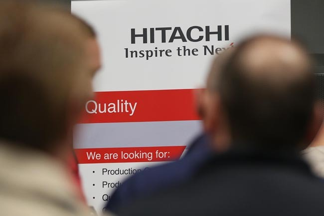 Hitachi open event 2