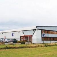 MAJOR BOOST FOR AYCLIFFE FIRM IK-UK