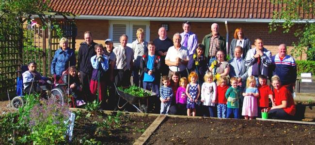 PCP garden group 1