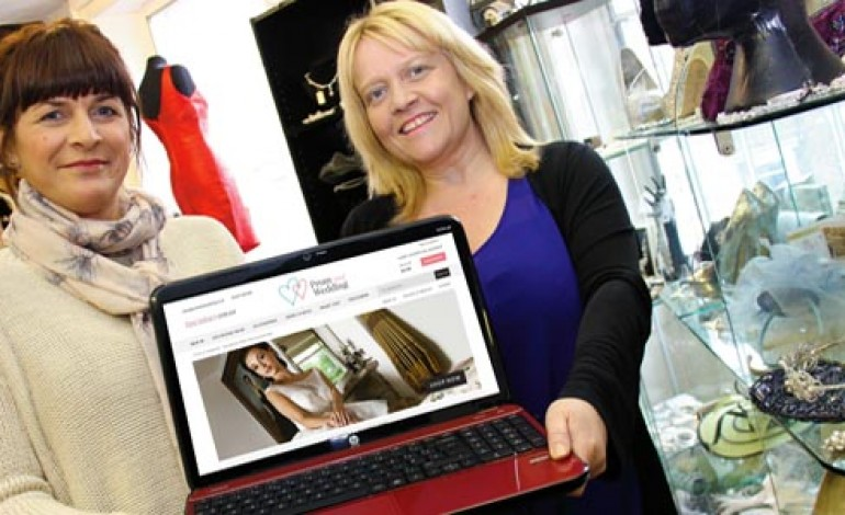 AYCLIFFE LADIES LAUNCH PROM DRESS WEBSITE