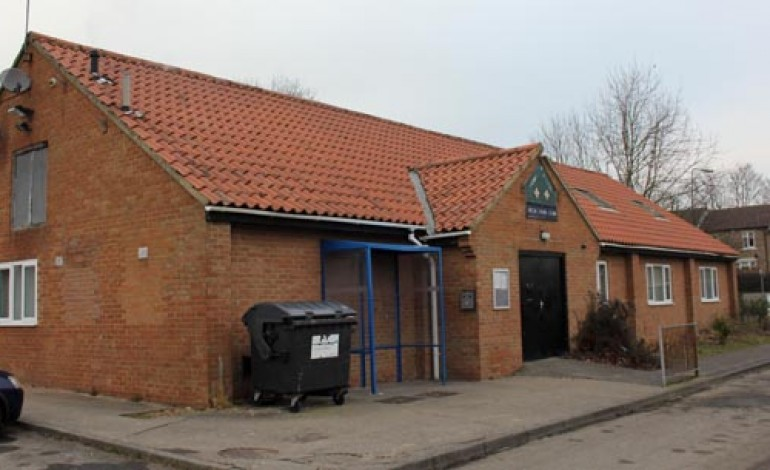 CASH REWARD OFFERED AFTER SCOUT HUT HIT AGAIN