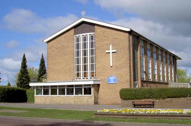 st marys church aycliffe