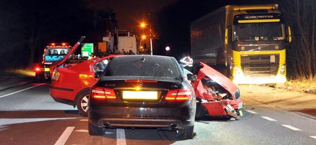 A167 crash edited