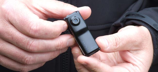 Body Worn Video Camera