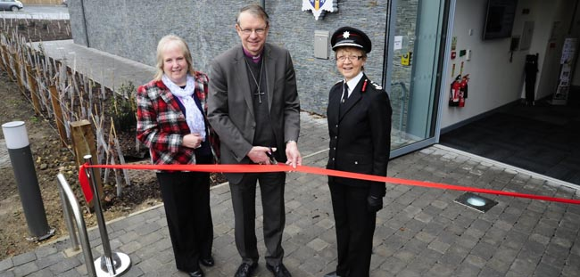 County Durham and Darlington Fire Station opening