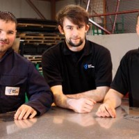 APPRENTICES SHINE FOR HIGH-FLYING D&S SERVICES