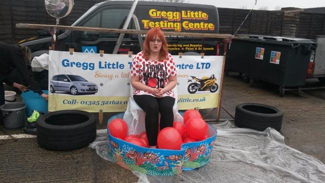 Gregg Little Comic Relief 2