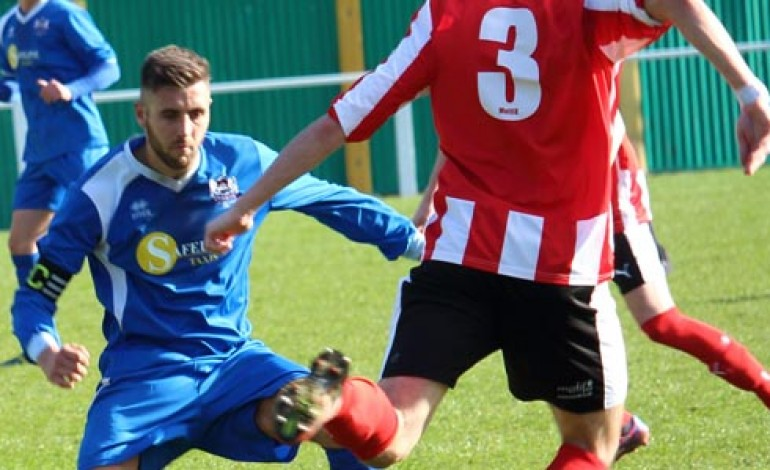 HEAVY DEFEAT LEAVES AYCLIFFE FIVE POINTS FROM DROP