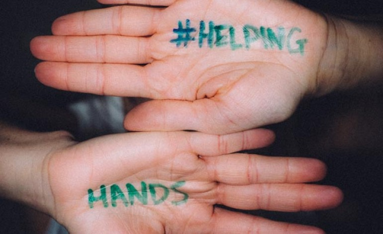 HELPING HANDS KEEP YOUNGSTERS SAFE