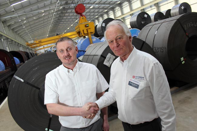 Newton Nissan South >> RAISCO COMPLETES 800-TONNE TEESSIDE CONTRACT | Aycliffe Today